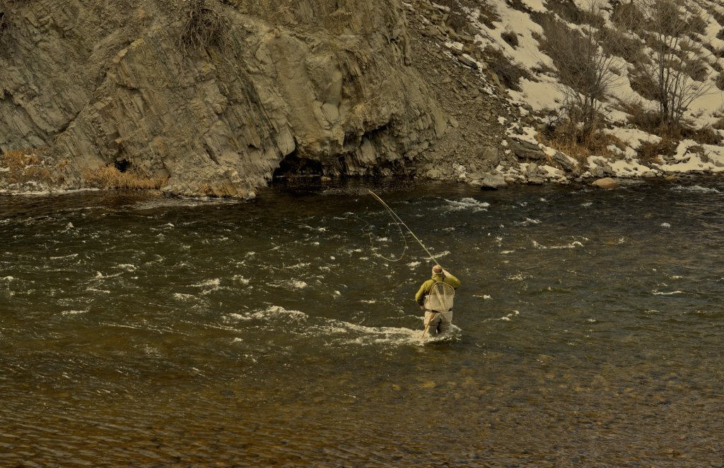 Flyfish colorado guided flyfishing in central colorado for Arkansas river colorado fishing